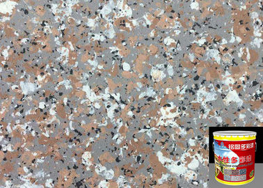 中国 Building Decoration Granite Stone Paint Weather resistance coating Colorful Paint サプライヤー